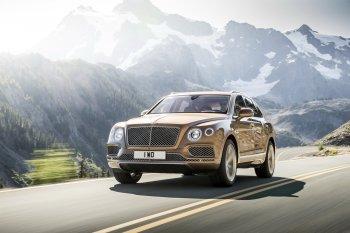 """""""SUV nhanh nhất thế giới"""" Bentley Bentayga bị triệu hồi tại Mỹ"""