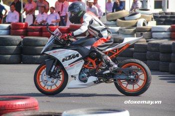 """KTM 390 đã về với """"đội đua"""" Đại Nam"""