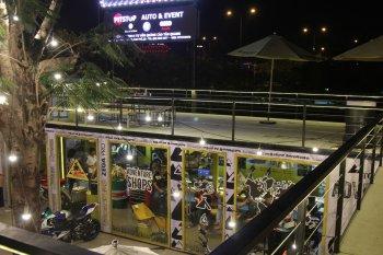 Garage Pitstop mở khu độ xe, giải trí cho tay lái Việt