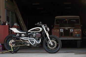 Ấn tượng với Harley độ Street Tracker