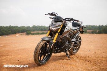 Yamaha TFX150 Naked-bike dáng khủng giá ngon