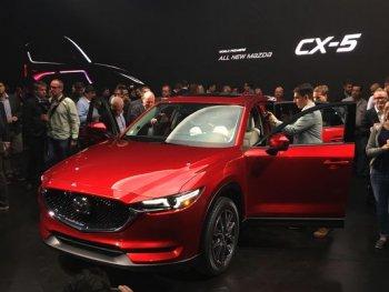 """Volkswagen rời đi, Mazda """"thử thức"""" tại thị trường diesel Mỹ"""