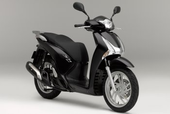 Các đời xe Honda SH thay đổi sau 30 năm