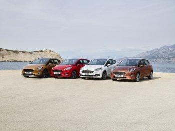Chi tiết Ford Fiesta hoàn toàn mới