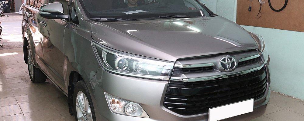 """Toyota Innova 2016 sở hữu dàn """"âm thanh"""" 100 triệu"""