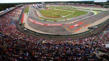 Đức chính thức không đăng cai F1 2017