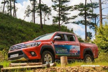 Toyota bất ngờ giành hết giải xe an toàn của ASEAN NCAP