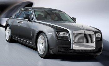 Rolls-Royce Motor Cars Hanoi triệu hồi Ghost Series I