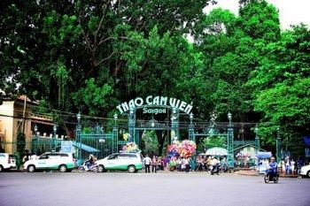 Xây bãi xe ngầm chứa hơn 3.000 xe tại Thảo Cầm Viên TPHCM