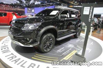 Phiên bản đặc biệt của chiếc Chevrolet Trailblazer ra mắt tại Thái Lan