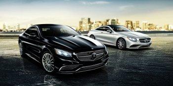 Mercedes-Benz triệu hồi S-Class Coupe và S-Class Convertible 2016-2017