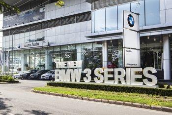 BMW chính thức bị cấm thông quan xe vào Việt Nam