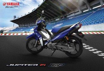 Yamaha Jupiter Fi ra mắt tem xe mới