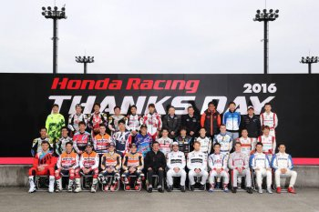 Đội đua Repsol Honda Team tưng bừng với 3 giải vô địch thế giới