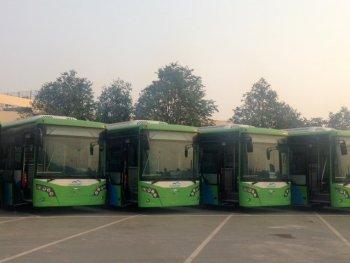 Hà Nội sắp có xe bus nhanh