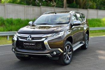 Tháng 2/2017, Mitsubishi Pajero Sport hoàn toàn mới tới tay người Việt