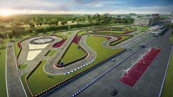 Malaysia xây dựng đường đua đạt chuẩn quốc tế
