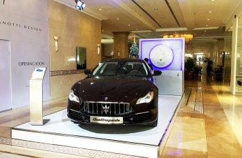 Marserati Quattroporte 2017 tiền tỷ tại TP.HCM