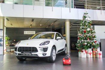 Porsche Việt Nam tung khuyến mại Giáng sinh