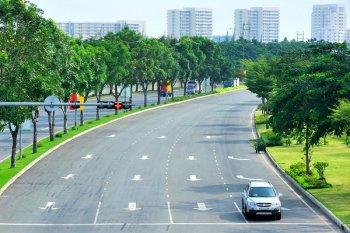 Sắp quy định giảm tốc độ xe chạy trong TP.HCM