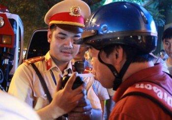 Mở đợt cao điểm đảm bảo an toàn giao thông Tết Nguyên Đán 2017