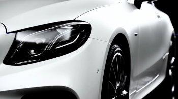 Mercedes-Benz E-Class Coupe thế hệ mới dần lộ diện