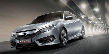 Honda Civic 2016 đạt chuẩn an toàn 5 sao ASEAN NCAP