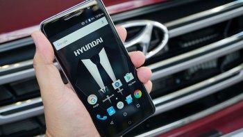 """Hyundai """"thử sức"""" ở lĩnh vực sản xuất điện thoại"""