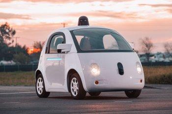 Google thành lập riêng một công ty xe tự lái