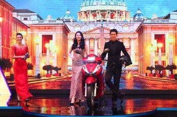 Honda Việt Nam ra mắt SH300i ABS, có giá 248 triệu
