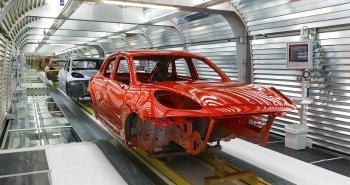 """Khám phá Porsche Leipzig: """"Quê hương"""" của Porsche Macan"""
