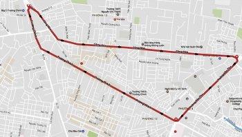 Nhiều đường lớn tại TP.HCM sắp thành một chiều