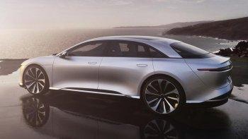 Siêu xe điện Lucid Air 1.000 mã lực – đối thủ đáng gờm của Tesla