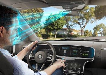 """CES 2017: Continental """"trình diễn"""" công nghệ sinh trắc học trên xe hơi"""