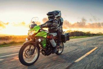 Kawasaki rục rịch báo giá Adventure Versys-X 300