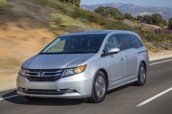 Honda Odyssey 2017 lên kệ,  giá hơn 30.000 USD