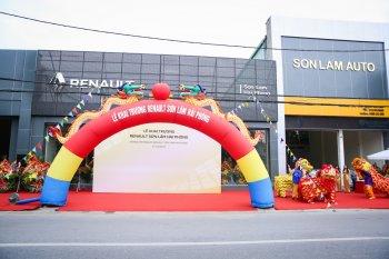 Khai trương đại lý 3S Renault Sơn Lâm Hải Phòng
