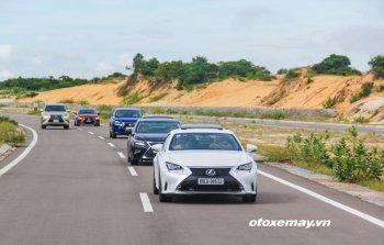 Hành trình Lexus 2016 cảm xúc ngàn cây số