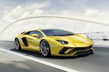 Lamborghini Aventador S chính thức trình làng