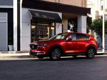 Mazda CX-5 2017 bắt đầu bán tại Nhật Bản