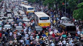Thu phí ôtô vào trung tâm thành phố còn gây nhiều tranh cãi