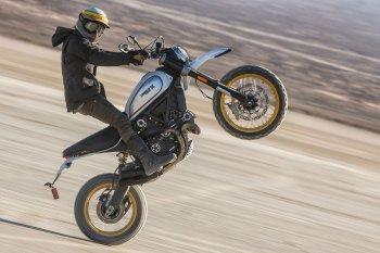 """Ducati Desert Sled 2017: Scrambler """"hàng thật giá thật"""""""