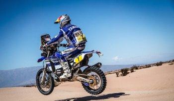 Helder Rodrigues dẫn đầu đội đua Yamaha tại Dakar Rally 2017