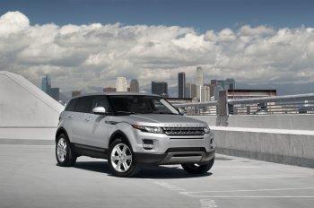 Xe Jaguar – Land Rover vẫn di chuyển dù ở chế độ P