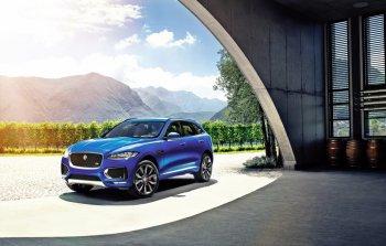 SUV Jaguar F-PACE 2016 được phụ nữ yêu nhất