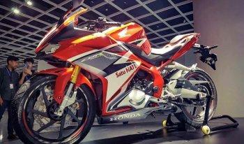 Honda CBR250RR max tốc gần 170 km/h