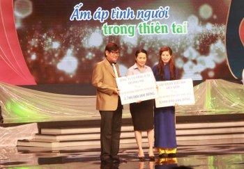 Thaco ủng hộ 6 tỷ đồng giúp dân vùng lũ