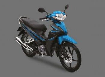Honda ra mắt Blade 110 phiên bản màu mới, giá tăng nhẹ