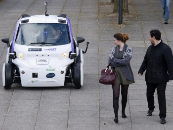 """Xe điện có thể """"xóa sổ"""" ô nhiễm không khí"""