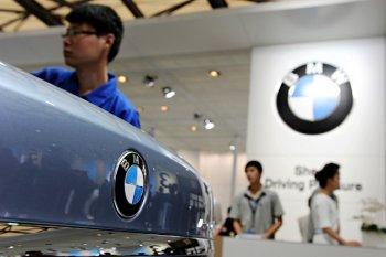 200.000 xe BMW tại Trung Quốc gặp lỗi túi khí